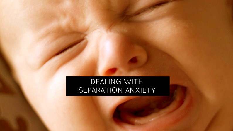Baby Basics Hot Topic: Dealing with Separation Anxiety