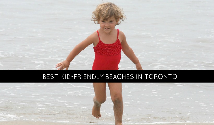 Best Toronto Beaches for Kids