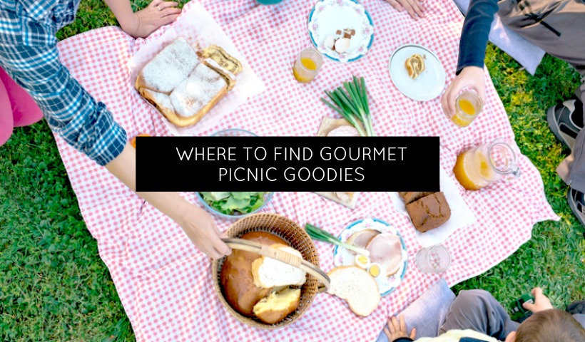 Be An Outdoor Foodie: Where to Find Gourmet Goodies in Toronto