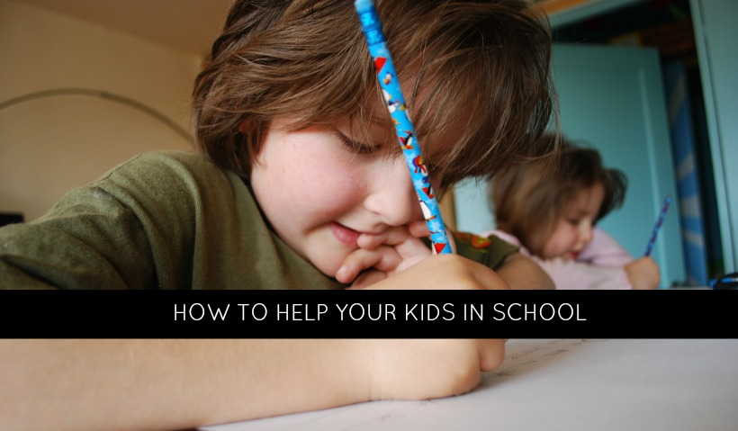 How to Best Support Your Kids in School