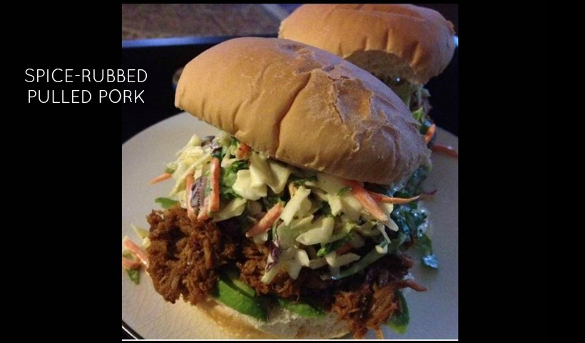 Spice-Rubbed Pulled Pork
