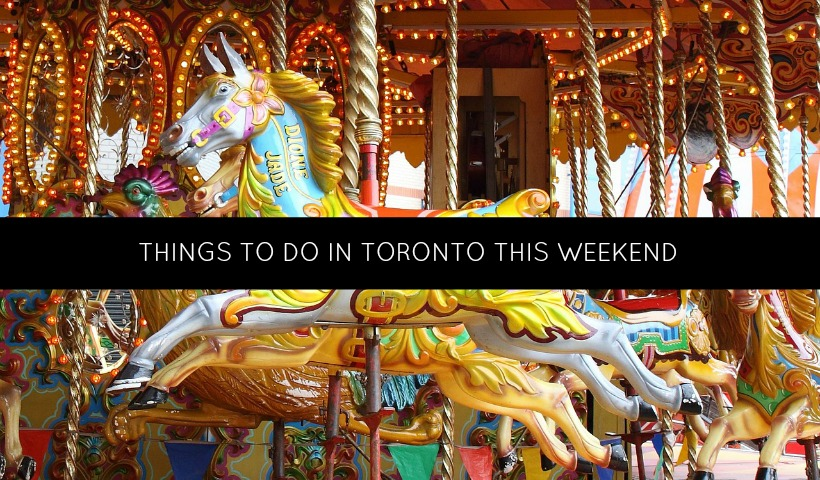 Things to do in Toronto This Weekend – Sept 20 + 21