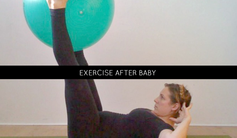 Exercise After Baby