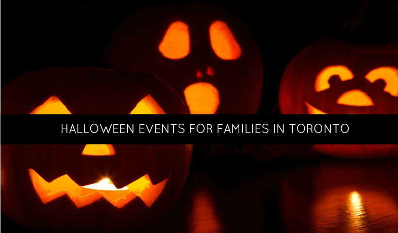 Halloween Events for Families in Toronto